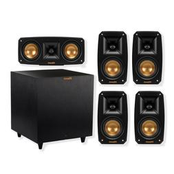 Klipsch Reference Home Theater Pack 5.1 Surround Sound Syste