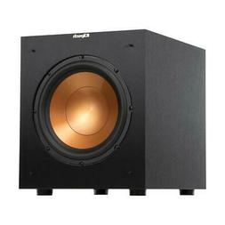 "Klipsch Reference R-10SW 10"" 300W Powered Subwoofer, Black #"