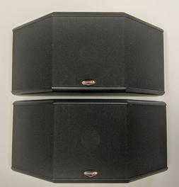 Klipsch Reference Series RS-10 Surround Sound Speakers Rear