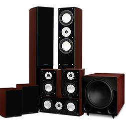Fluance Reference Series Surround Sound Home Theater 7.1 Cha