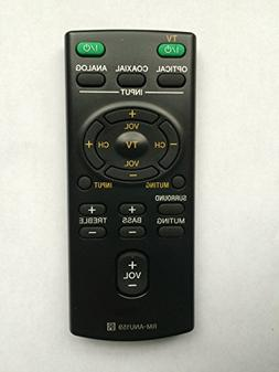 Vinabty New Rm-anu159 Rmanu159 Replaced Remote Fit for Sony