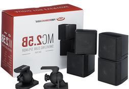 Pure Resonance Audio MC2.5B Mini Cube Speaker Black