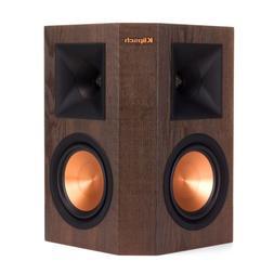 Klipsch RP-250S Walnut Surround Sound Speakers
