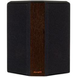 Klipsch RP-402S Surround Sound Speakers, Walnut, Pair
