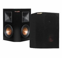 Klipsch RP240S PIANO BLACK Open Box Surround Speakers Pair