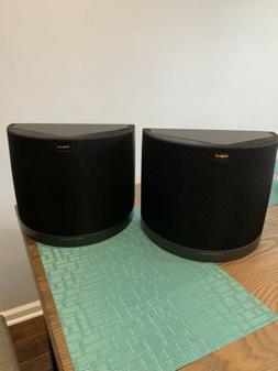 Klipsch RS-42 II Black Surround Sound Speakers 🔊