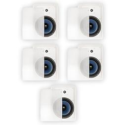 """Blue Octave RW83 In Wall 8"""" Speakers 3 Way Home 1900 Watts N"""