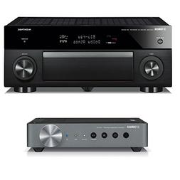 yamaha rx a2070 network av receiver with wxa 50 musiccast. Black Bedroom Furniture Sets. Home Design Ideas