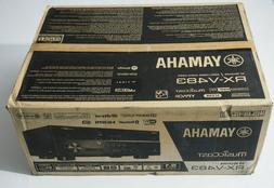 Yamaha RX-V483 Latest 5.1 A/V Bluetooth WiFi Receiver 4K HDR