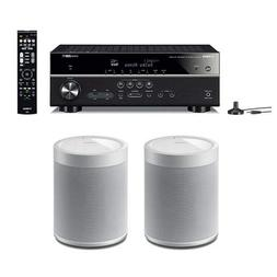 Yamaha RX-V585 7.2-Channel Network AV Receiver with MusicCas
