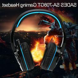 3 5mm gaming headphone stereo surround earphone