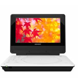 Toshiba SDP95S Portable DVD Player - 9 Inches Display - Blac