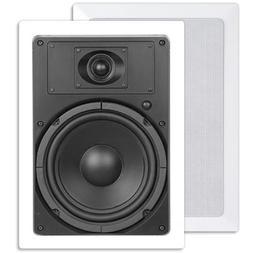 Architech Se-891-E 8-Inch Premium Series In-Wall Speaker