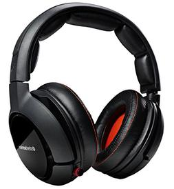 SteelSeries Siberia X800 Headset - Black - Mini-phone - Wire