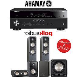 Polk Audio Signature S50 5.1-Ch Home Theater Speaker System