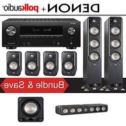 Polk Audio Signature S60 7.1-Ch Home Theater Speaker System