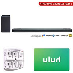 LG SK9Y 5.1.2-Channel Hi-Res Audio Soundbar w/Dolby Atmos +