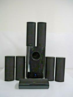 Onkyo SKW-750X / SKF-750 8 Piece SK Surround Sound System NI