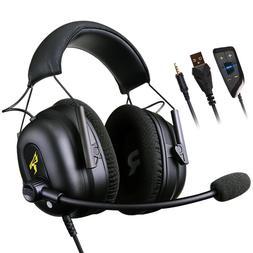 Somic G936N Gaming Headset 7.1 Surround Sound USB 3.5mm ENC