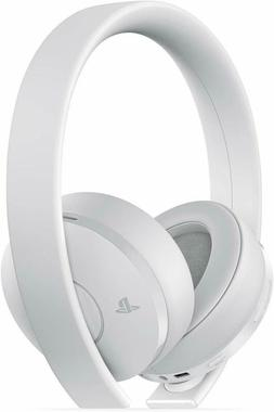 sony interactive entertainment gold wls headset white