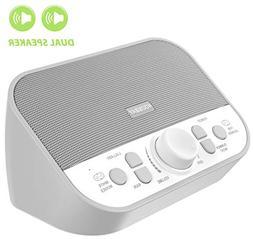 Housbay Sound Machine - White Noise Machine for Sleeping wit