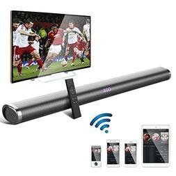 Soundbar, OCDAY 35 Inch 40W Wireless Sound Bar, Bluetooth Wa