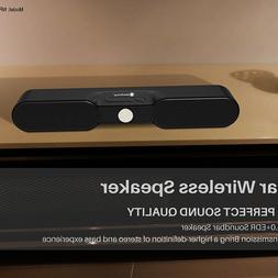 Soundbar Super Bass Bluetooth Speaker Portable Column Wirele
