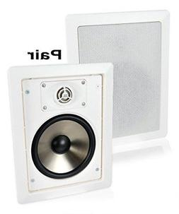sp6ii in wall in ceiling home theater