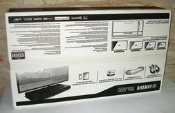 NEW YAMAHA SRT-1000 5.1-CHANNEL SURROUND SOUND SYSTEM & DUAL