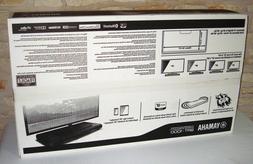 YAMAHA SRT-1000 5.1-CHANNEL TV SURROUND SOUND SYSTEM W/ DUAL