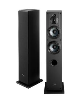 Sony SS-CS3 - 145 W PMPO Speaker - 3-way - 1 Pack - Black -