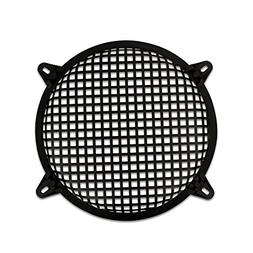 "Goldwood Subwoofer Grille and Hardware 10"" Steel Waffle Spea"