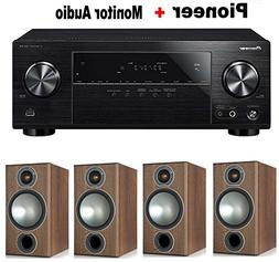 Denon AVR-X3500H 7.2-Channel AV Receiver HEOS + Definitive T