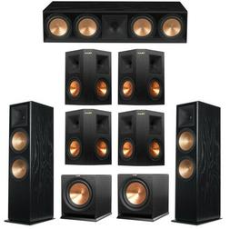 Surround Sound Center Speakers Subwoofers Entertainment Home