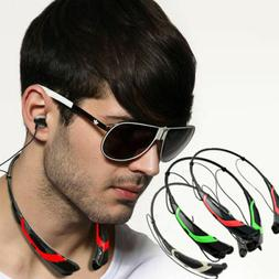 Surround Sound Rechargeable Headset Wireless HiFi Bass Bluet