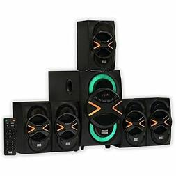 Surround Sound Systems Acoustic Audio By Goldwood Speaker 5.