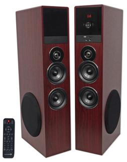 Rockville TM8C Bluetooth Home Theater Tower Speaker System w
