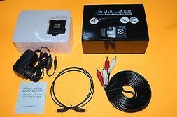 Toslink Optical Digital to Analog Audio Converter. Surround