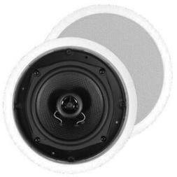 Theater Solutions TS50C In Ceiling Speakers Home Theater Sur