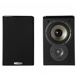 "Polk Audio TSi100 2-Way Bookshelf Speakers With 5.25"" Driver"