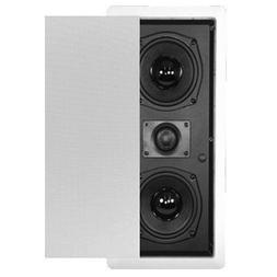 Theater Solutions C1 New Home Black Surround Sound Hi Def Center Speaker C1