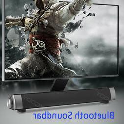 TV Home Theater Soundbar Wireless Sound Bar Speaker System w