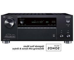 Onkyo TX-RZ730 9.2 Channel 4k Network A/V Receiver Black