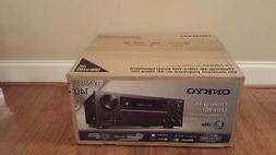 Onkyo TX-NR555 7.2-Ch. Home Theater Receiver 4K Ultra HD WiF