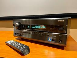 ONKYO TX-NR708 HOME THEATER 7.2 HOME THEATER RECEIVER - EXCE
