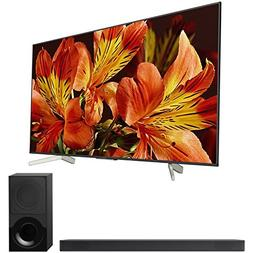 "Sony XBR75X850F 75"" 4K HDR10 HLG Triluminos UHD LCD Android"