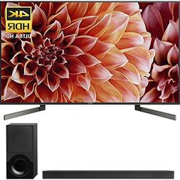 "Sony Bravia XBR55X900F 55"" 4K HDR HLG and Dolby Vision UHD T"