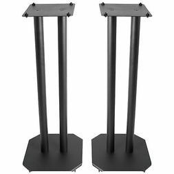 VIVO Premium Universal Floor Speaker Stands for Surround Sou