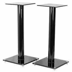 Premium Universal Floor Speaker Stands for Surround Sound &
