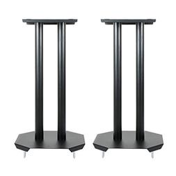UNHO 21 Inch 2Pcs Universal Speaker Stands for Surround Soun